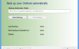 Safe PST Backup for Microsoft Outlook screenshot