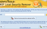 NSF Security Remover screenshot