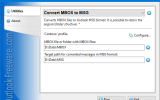 Convert MBOX to MSG for Outlook screenshot